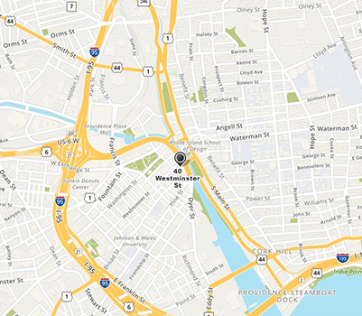 directions to tate latham providence rhode island